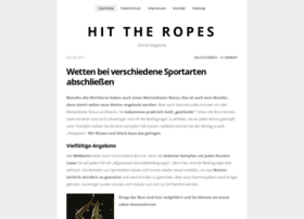 hittheropes.com