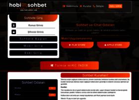 hobisohbet.com