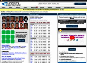 hockey-reference.com