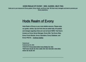 hods.com