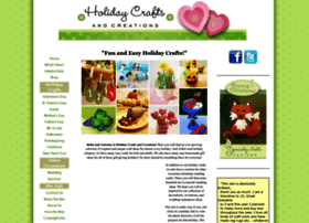 Holiday-crafts-and-creations.com