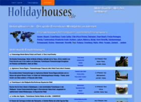 holidayhouses.de
