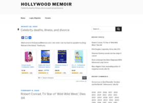 hollywoodmemoir.com