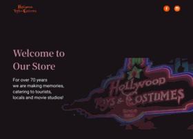 hollywoodtoysandcostumes.com