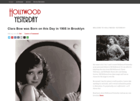 hollywoodyesterday.com