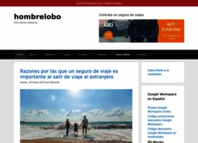 hombrelobo.com