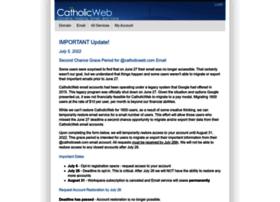 home.catholicweb.com