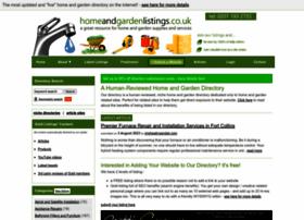 homeandgardenlistings.co.uk