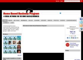 homebasedbusinessprogram.ning.com