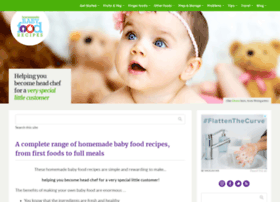 homemade-baby-food-recipes.com