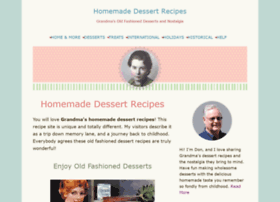 homemade-dessert-recipes.com