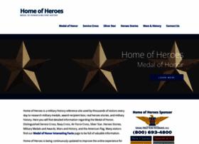 homeofheroes.com