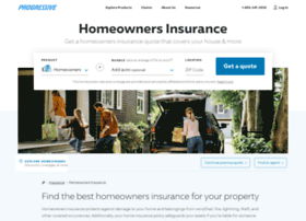 homeowners.progressive.com