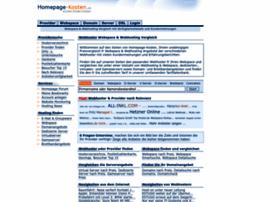 Homepage-kosten.de