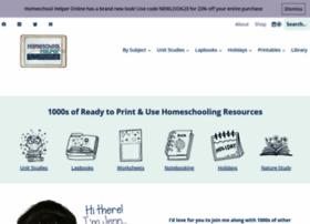 homeschoolhelperonline.com