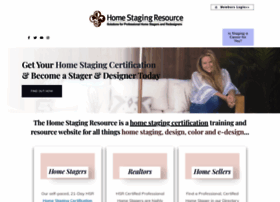 homestagingresource.com