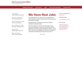 homeworkersnet.com