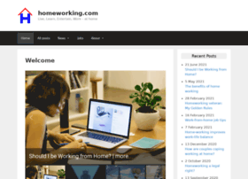 homeworking.com