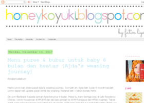Honeykoyuki.blogspot.com