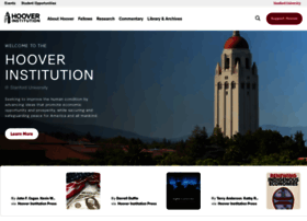 hoover.org