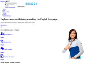 horizoneslchina.com