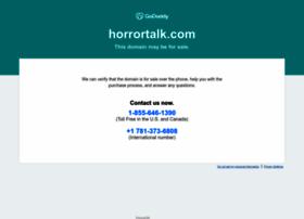 horrortalk.com