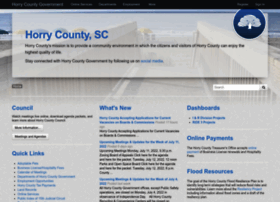 horrycounty.org