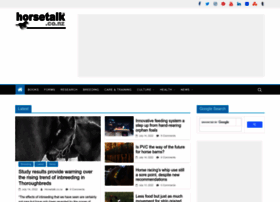 horsetalk.co.nz