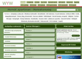 horvat-apartman.wyw.hu