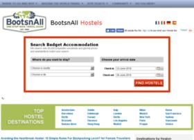 hostels.bootsnall.com