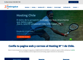 hostingplus.cl