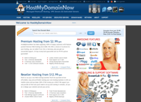 hostmydomainnow.com