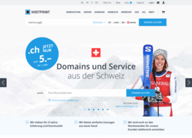 hostpoint.ch