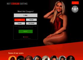 hotcougardating.com
