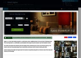 hotel-aiglon-paris.h-rez.com
