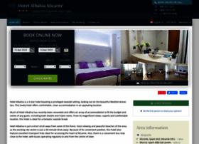 hotel-albahia-alicante.h-rez.com
