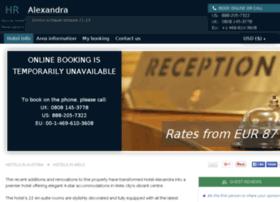 hotel-alexandra-wels.h-rez.com