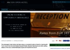 hotel-an-der-oper-munich.h-rez.com