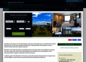 hotel-blue-water-resort.h-rez.com