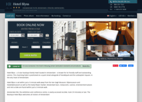 hotel-blyss-amsterdam.h-rez.com