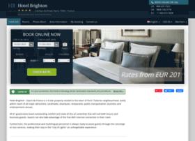 hotel-brighton-paris.h-rez.com