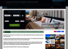 hotel-dubrovnik-president.h-rsv.com
