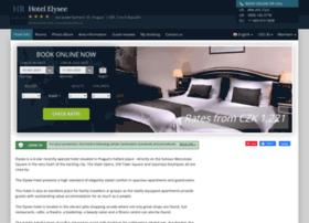 hotel-elysee-prague.h-rez.com