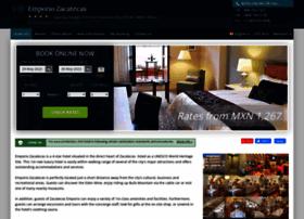 hotel-emporio-zacatecas.h-rez.com