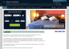 hotel-la-solitude-lourdes.h-rez.com