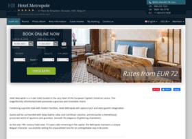 hotel-metropole-brussels.h-rez.com