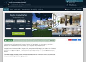 hotel-oasis-cordoba.h-rez.com