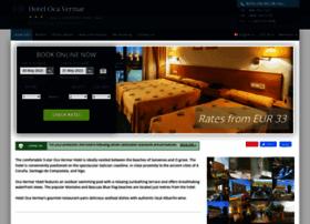 hotel-oca-vermar-sanxenxo.h-rez.com