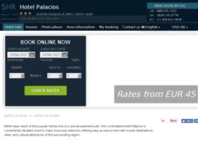 hotel-palacios-alfaro.h-rez.com
