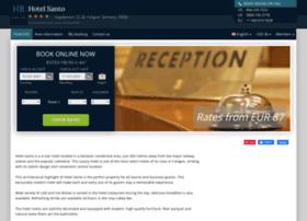 hotel-santo-cologne.h-rez.com